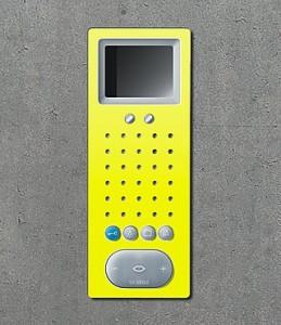 Siedle egyedi kaputelefon